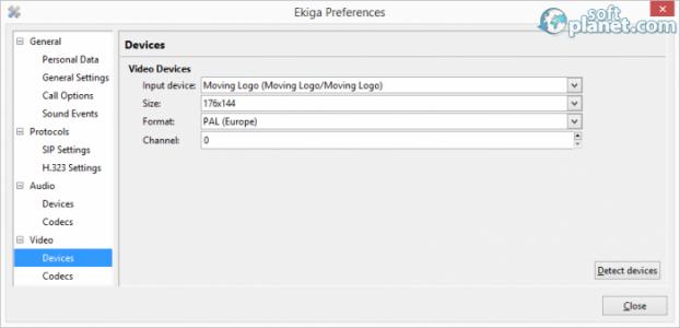 Ekiga Screenshot2
