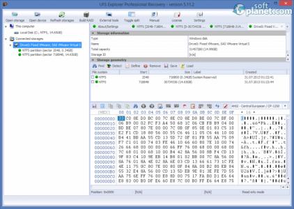 UFS Explorer Professional Recovery Screenshot4