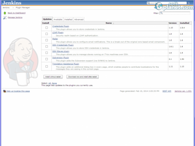 Jenkins Screenshot2