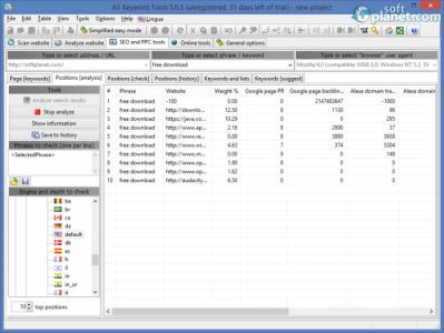 A1 Keyword Tools Screenshot4