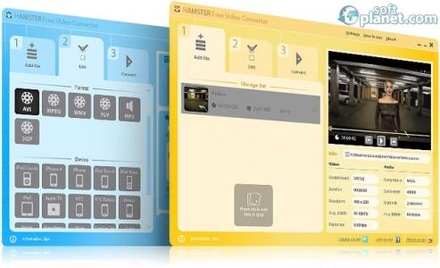 Hamster Free Video Converter Screenshot3