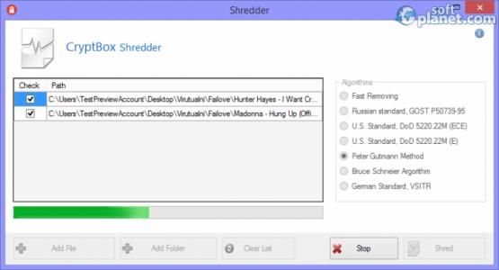 CryptBox 2014 Screenshot5