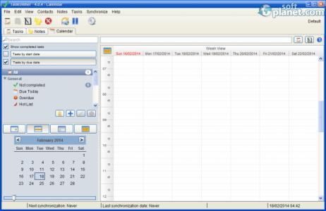TaskUnifier Screenshot2
