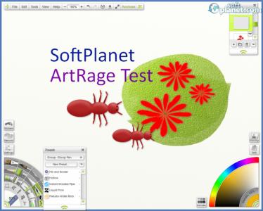 ArtRage Screenshot2