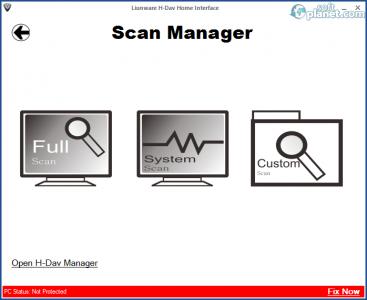 Liunware H Dav Computer Guard Screenshot2