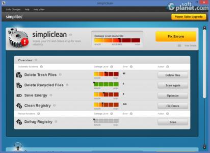 simpliclean Screenshot2