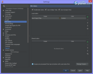 PhpStorm Screenshot2