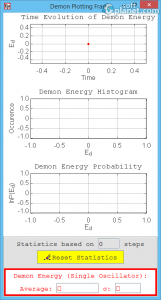 Einstein Solid Temperature Demon Screenshot3