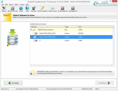 Ontrack EasyRecovery Professional Screenshot3