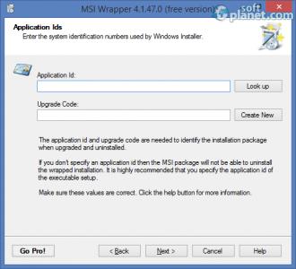 MSI Wrapper Screenshot2