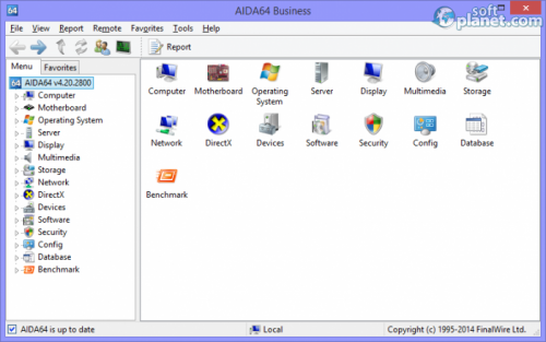 AIDA64 Business Edition 4.20.2800