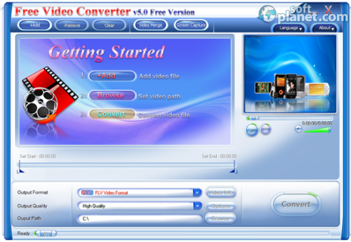Abdio Free Video Converter 5.1