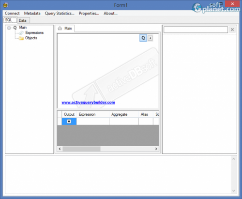 Active Query Builder NET Edition 2.8.0.652