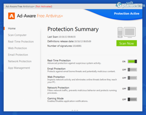 Ad-Aware Free Antivirus 11.6.306.7947
