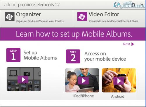 Adobe Premiere Elements 12 12.0 (20130921.m
