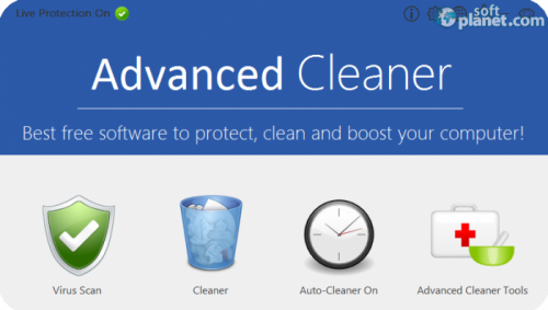 Advanced Cleaner 2.0