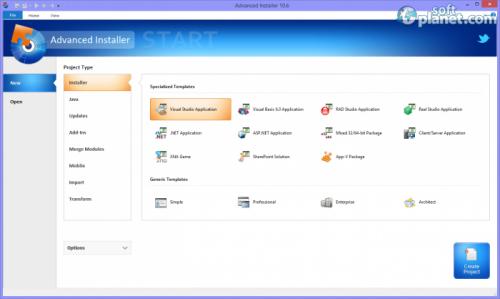 Advanced Installer 10.6 build 53162