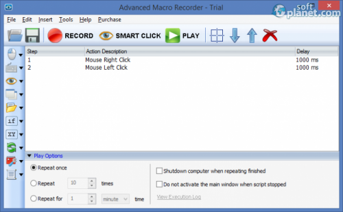 Advanced Macro Recorder 4.1.3.2