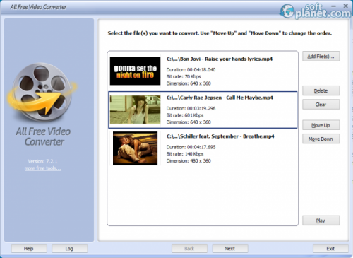 All Free Video Converter 7.4.1