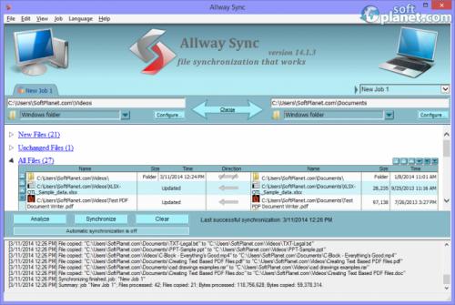 Allway Sync 14.1.3