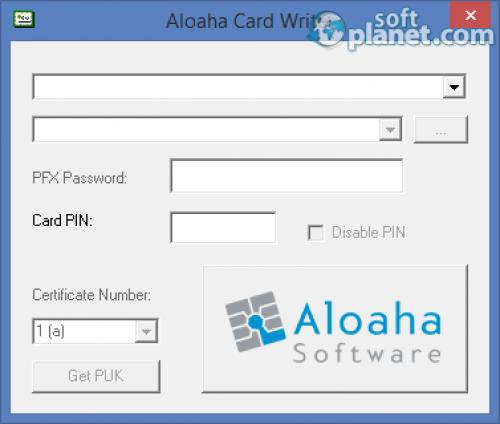 Aloaha Smartcard Connector 5.0.308