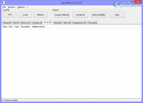 ApHeMo 2.5.0.15