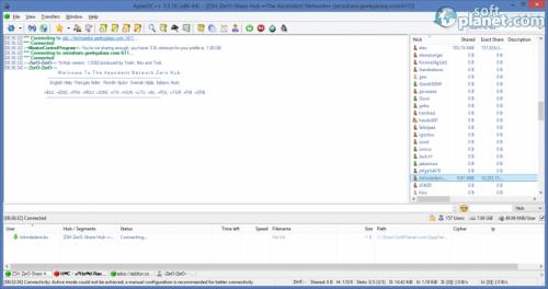 ApexDC++ 1.6.0