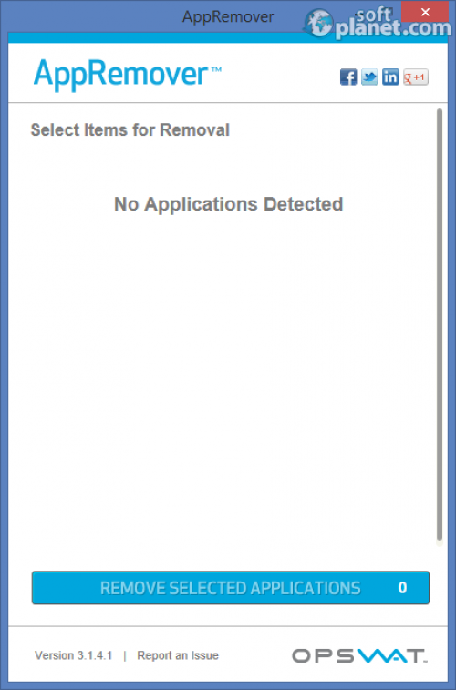 AppRemover 3.1.4.1