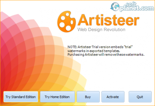 Artisteer Standard Edition 4.3