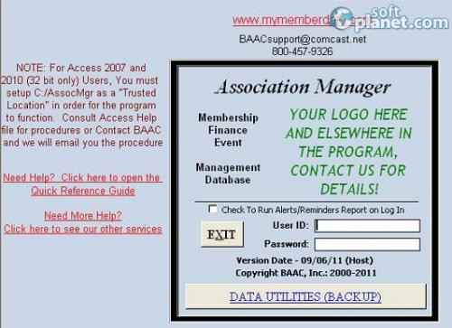 Association Manager 01-02-2014