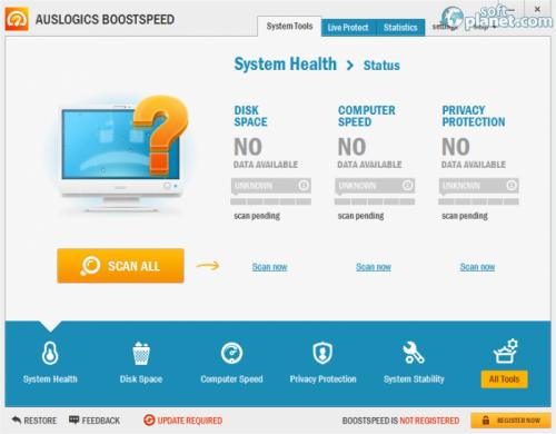 AusLogics BoostSpeed 8.2.0.0