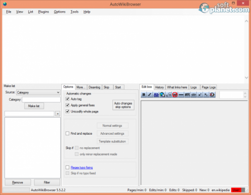AutoWikiBrowser 5.5.2.2