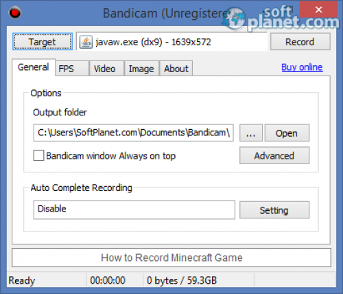 Bandicam 2.2.0.778
