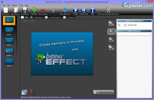 Banner Effect 1.3.15
