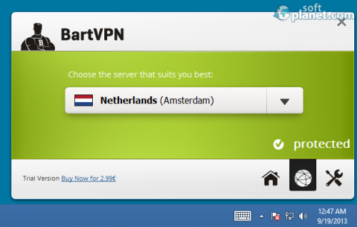 BartVPN 1.0.520