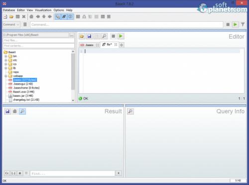 BaseX 7.8.2