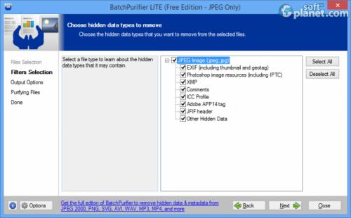 BatchPurifier LITE 5.0.0