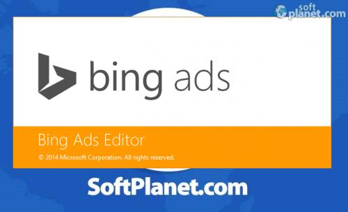Bing Ads Editor 10.1.1699.8192