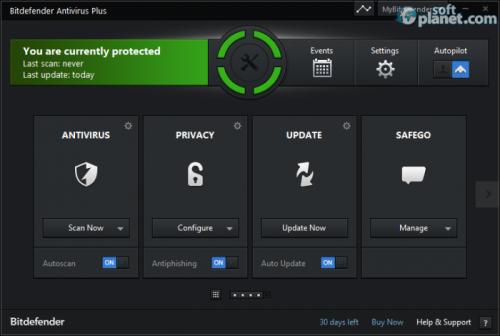 Bitdefender Antivirus Plus 17.25.0.1074