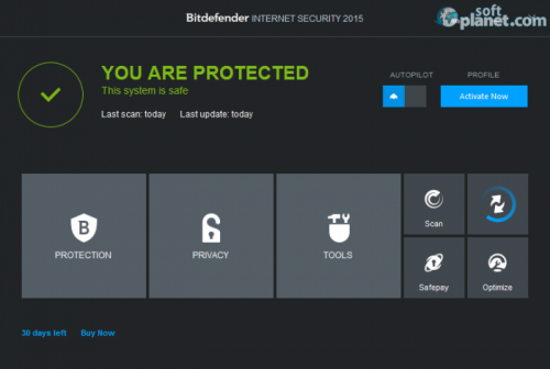Bitdefender Internet Security 18.20.0.1429