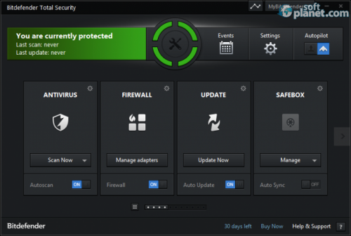 Bitdefender Total Security 17.25.0.1074