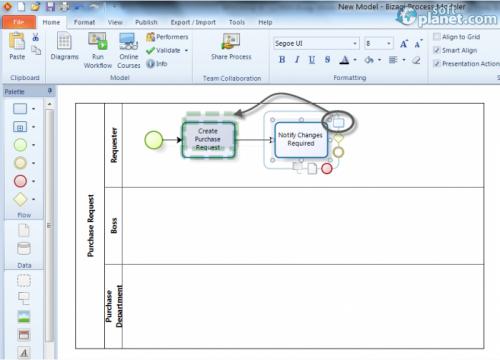 BizAgi Process Modeler 2.6.0.4