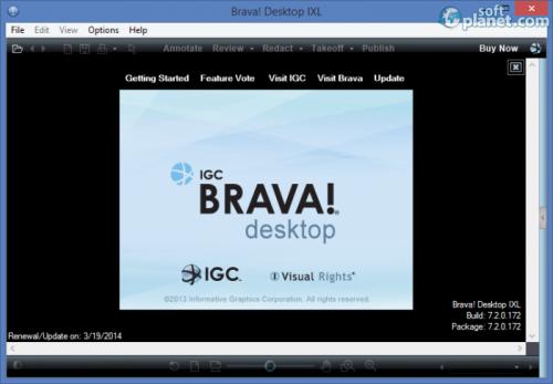 Brava! Desktop 7.2.0.172