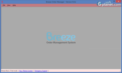 Breeze Order Management System 9.0.2