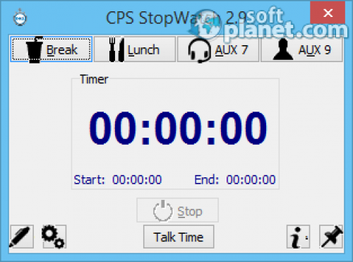 CPS StopWatch 2.9