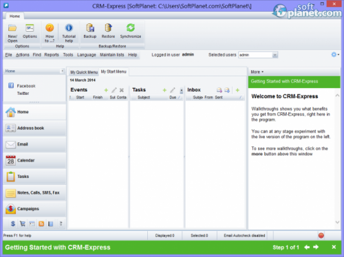 CRM-Express Professional 2013.12.1