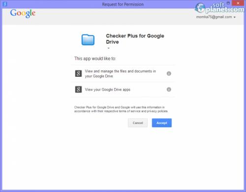 Checker Plus for Google Drive 5.4.5