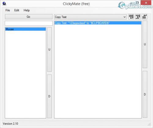 ClickyMate 2.10