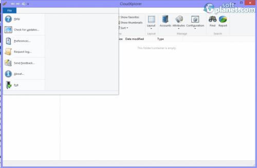 CloudXplorer 2.3