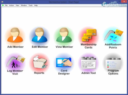 Club Membership System 2.2.29